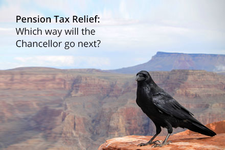 Pension tax relief - which way will the Chancellor go next?