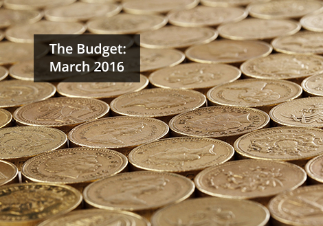 The Budget: March 2016