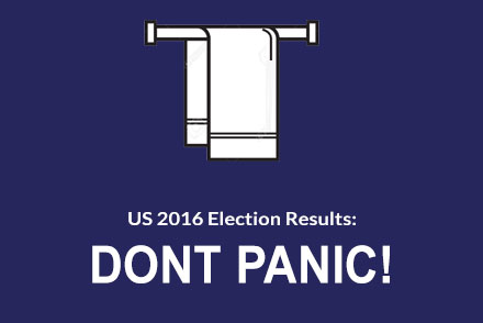 Don't panic - US presidential election results